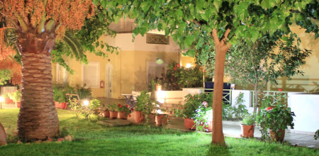 Athena Hotel Garden